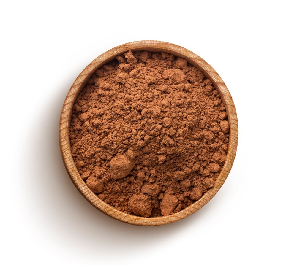 Chocolate collagen powder for shakes & drinks
